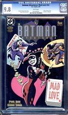 BATMAN ADVENTURES: MAD LOVE #NN CGC 9.8 WP