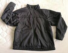 Oakley Softshell Chaqueta De Abrigo Negra Para Hombre Talla L Grande Condición Usada