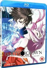 Guilty Crown Series 1 Part 1 Collection (Blu-ray) [Eps 1-11] UK ANIME Region B