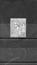 More details for monaco 1891 25c green s.g. 16 mounted mint.