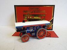 MATCHBOX moy Y-19 1905 FOWLER SHOWMAN'S STEAM 1:43 MIB (mb107)
