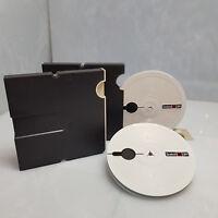 "Scotch 3M White Collectors Reel to Reel Player Tape 1/4'' Spool Bobine 7"" / 18cm"