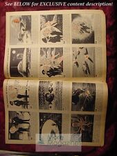 RARE Esquire 1943 ART Exploits of ESKY by E. Simms Campbell Storied by BEEP