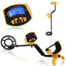 MD-3010II Metal Detector Gold Digger Light Hunter Deep Sensitive LCD Waterproof