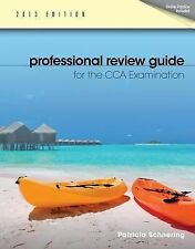 Professional Review Guide for the CCA Examination, 2013 Edition (Book -ExLibrary