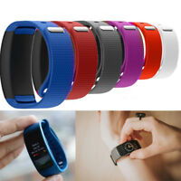 Silicone Luxury Replacement Watch Band Strap For Samsung Gear Fit 2 SM-R360 Hot