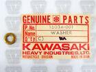 Kawasaki NOS NEW 16034-001 Main Jet Washer H1 H2 S1 S2 S3 A1 A7 BN F3 F4 F5 F6