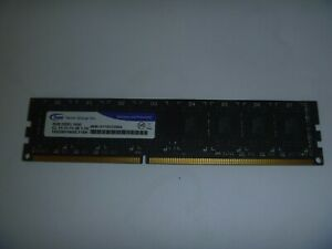 Team 8GB (1x8GB) RAM Memory Desktop PC3 12800U DDR3 1600 1.5V CL11