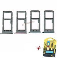 LOT Micro SD Tray Sim Card Tray Holder For Samsung Galaxy S7 S7 Edge G930 G935 F