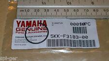 CS50 CS50Z YN50 YN100 Front Fork Circlip New Genuine Yamaha Part No 5KK-F3183-00