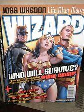 Wizard  {the magazine of comic }  brand new /unread /no label