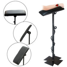 Trípode Tatuaje Height Adjustable Tattoo Tripod Stand Arm Leg Rest Armrest Pad