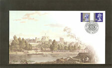 RARE BUCKINGHAM FDC. BCD12. SPECIAL DELIVERY (2). 26-10-2010. no. 16/130.