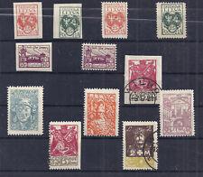 Litauen Mittellitauen / Srodkowa/Litwa  ab 1920 - Sehr  seltenes Lot