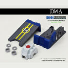 DNA toys DK-04 upgrade Kit for Transformers Titan-class Fortress Maximus NEW