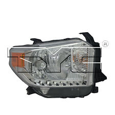 A PAIR of OEM Headlight Assembly For 2014-2015 Toyota Tundra