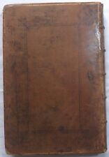 HOMER, The Iliad, First Edition, Old Book,Alexander Pope,Vol 2,1716