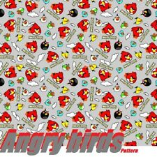 Dipping Hydrographics Film Water Transfer Printing 0.5m x2m Angry birds