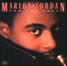 Jordan, Marlon, For You Only, Excellent