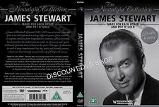 James Stewart - Made For Each Other/Pot O' Gold (DVD, 2008) NEW ITEM