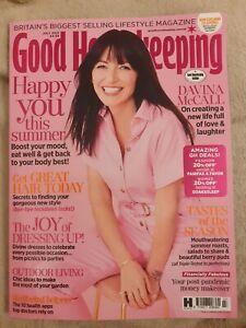 Good Housekeeping Magazine July 2021