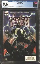 Venom (2018) #1 CGC 9.6 Ryan Stegman Cover! 1st Grendel (Symbiote Dragon)