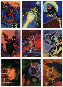 1995 Fleer Ultra Spider-Man Premiere Base Card You Pick, Finish Your Set