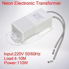 10KV 10M Neon Sign Electronic Transformer 10000V30mA Power Supply Rectifier 220V