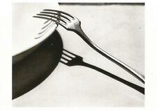 """Postcard Andre Kertesz Photograph """"Fork, Paris, 1928"""" Mint"""