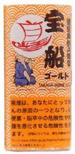 From Japan Japanese Takarabune Gold for Kiseru Pipe