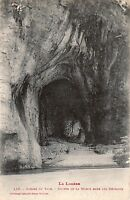 48 - cpa - Las gargantas de la Tarn - Gruta la momia