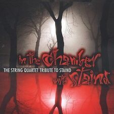 In the Chamber With Staind: String Quart : String Quartet Tribute to Staind CD