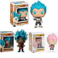 Blue Goku Blue Vegeta Exclusive Pop Dragon Ball Z Super Saiyan Hot New Toy