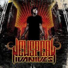 Ivan Ives - Newspeak (2009) US IMPORT CD Album (Indie Hip Hop)