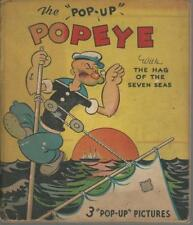 "The ""Pop-up"" Popeye With the Hag of the Seven Seas by E. C. Segar"