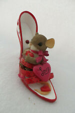 You're A Loving Sole Charming Tails Fitz & Floyd 84/138 - Mib