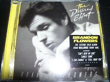 Brandon Flowers (The Killers) The Desired Effect (Australia) CD - New