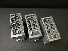 Siemens scalance 6gk5208-0ba10-2aa3 vers.: 5 3 pezzi