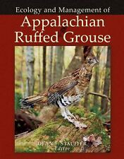 Ecology & Management of Appalachian Ruffed Grouse