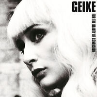 Geike – For The Beauty Of Confusion Vinyl 2LP NEW/SEALED 180gm Hooverphonic