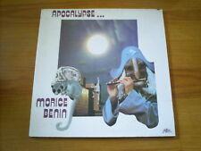 MORICE BENIN Apocalypse LP ABA 1980