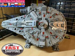2020 LEGOS Kessel Run Star Wars Millennium Falcon Ultimate Collectors Series USA