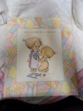 New listing Nos~Vintage 1974 Scrapbook~Betsey Clark~Hallmark~Happy Memories To Treasure