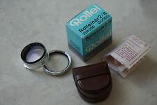 Rollei Rolleinar 2 Bajonett II. 202030 GUODO. Für Rolleiflex 3,5F.