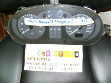 tacho kombiinstrument renault megane 7700427900a clock cockpit speedometer