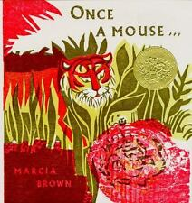 Once a Mouse (Hardback or Cased Book)