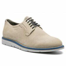 construir Dinkarville Polinizador  Geox Suede Formal Shoes for Men for sale | eBay