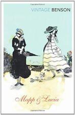 Mapp and Lucia (Vintage Classics Promo 117),E F Benson