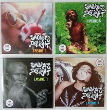 'Smokers Delight' - 4CD JUMBO Pack (Episodes 5-8) Exclusive Smokers Reggae Promo