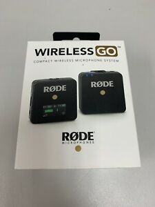 Rode Wireless Go 2.4GHz Microphone System *BRAND NEW, SEALED*